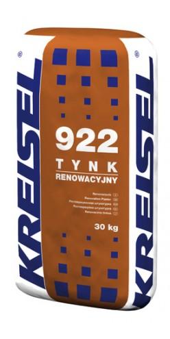 Реставрационная известково-цементная штукатурка, белая TYNK RENOWACYJNY 922 Kreisel
